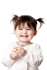 Child Smiling iSmile Orthodontics Redmond WA
