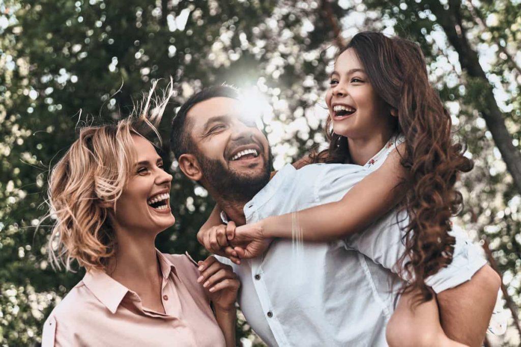 Happy Family iSmile Orthodontics Redmond WA